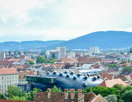 Apartments in Graz