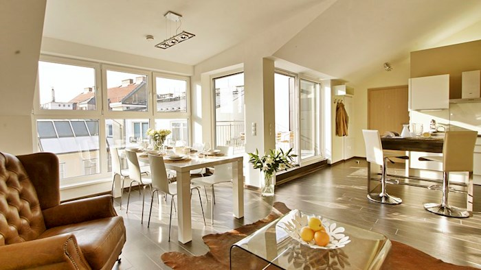 Apartment Canyon, Wien, Antonigasse